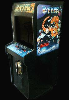 Cabinet:  R-Type (World)