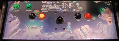 Control Panel:  R-Type (World)