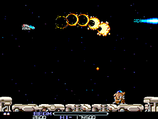Snapshot:  R-Type (World)